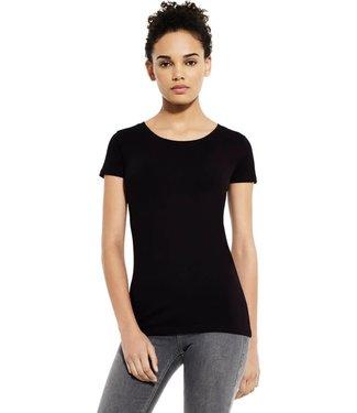Ladies Classic Bio katoen Stretch T-shirt
