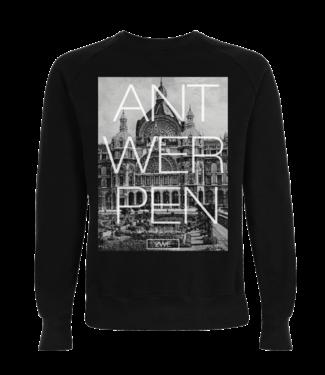 AW sweater spoorwegkathedraal