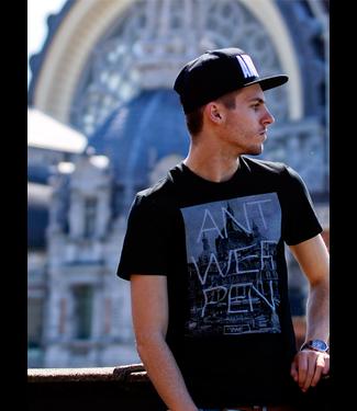 AW T-shirt spoorwegkathedraal
