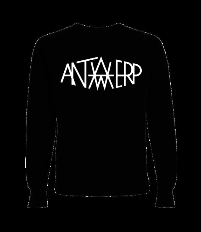 AW Antwerp original hexa crewneck