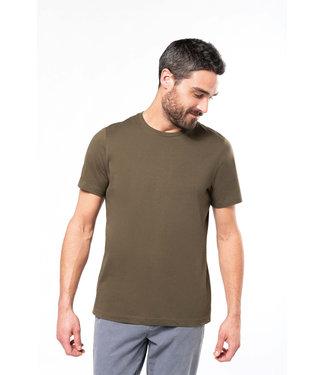 Men's Tshirt bio cotton round neck