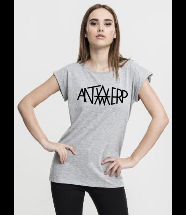 AW HEXA T-shirt rolled up