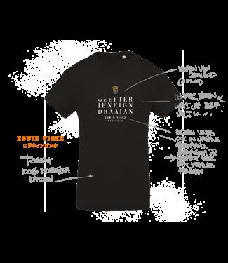 Edwin Vinke EV T-shirt geefterdraaian