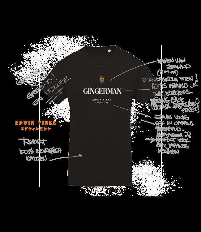 Edwin Vinke EV T-shirt Gingerman