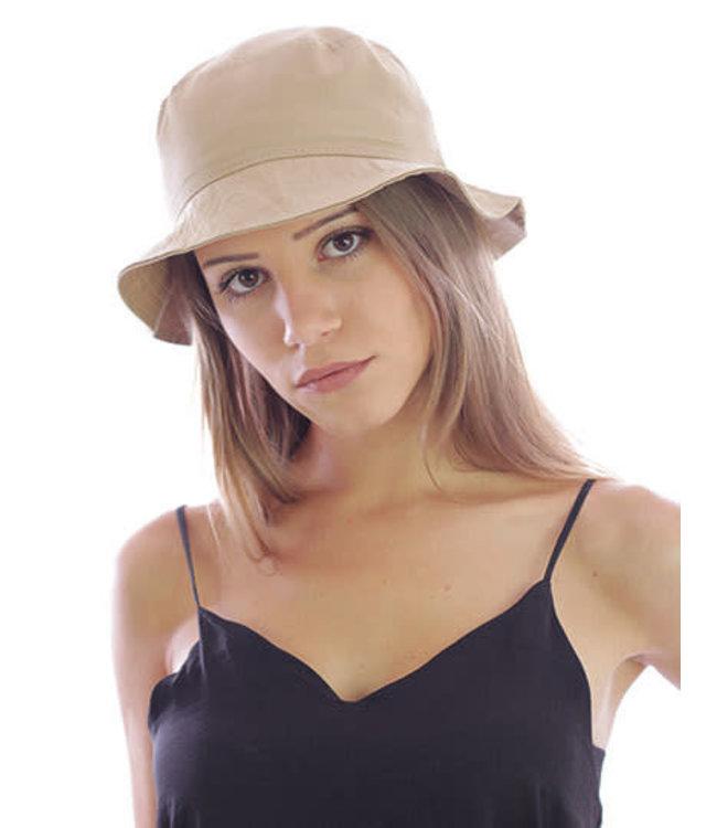 Bucket Cotton Hat AT314