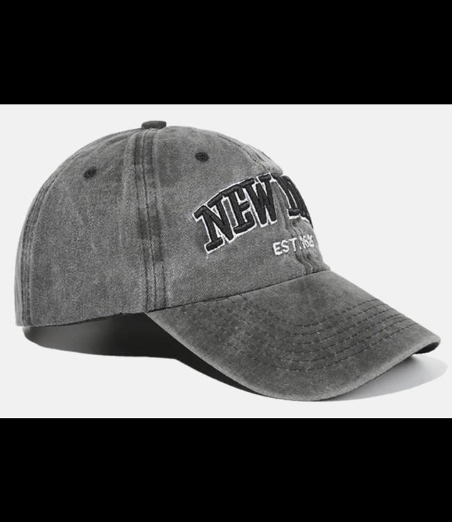 Dope on cotton Retro truckercap NY
