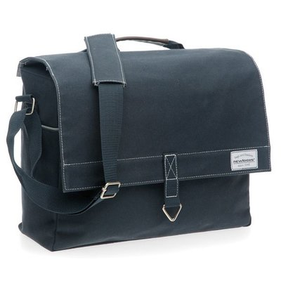 New Looxs enkele fietstas Dock Messenger - Canvas blue