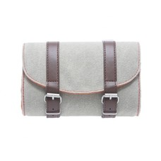 New Looxs zadeltas Mondi Saddlebag - Canvas cool grey