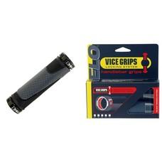 Velo handvat 'Vicegrip' D3 135 mm - Zwart/grijs