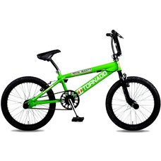 "Royal Bugatti Tornado Freestyle BMX 20"" – Groen"