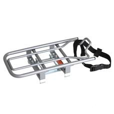 Steco universele opzetdrager E-bike - Aluminium