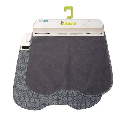 Qibbel Stylingset windscherm canvas Grey