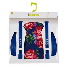 Qibbel Stylingset Luxe blossom Roses Blue achterzitje