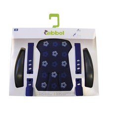 Qibbel Stylingset Luxe royal Blue achterzitje