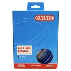 Elvedes Kabelset rem ATB/RACE  Blauw