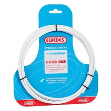 Elvedes Hydro hose  Wit