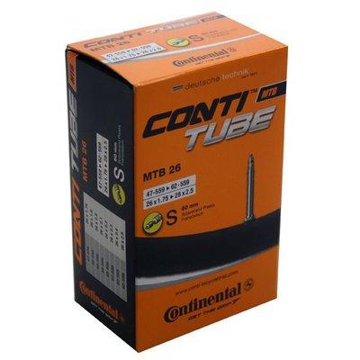 Continental Binnenband MTB - 27,5x1.75/2.5 (47/62-584) - FV42 mm