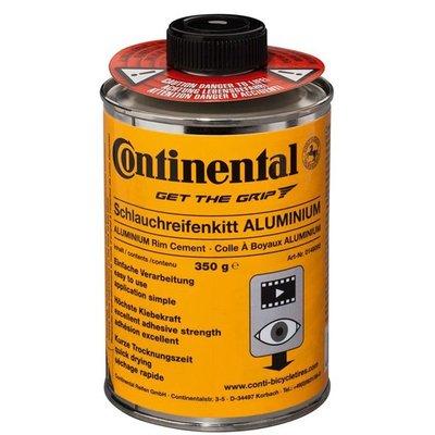 Continental Tubelijm alu velg - Pot 350 g - incl. penseel