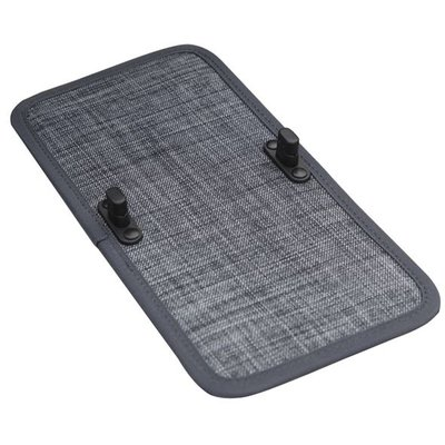 New Looxs bevestigingsplaat voor Avero Double Detachable - Jeans grey