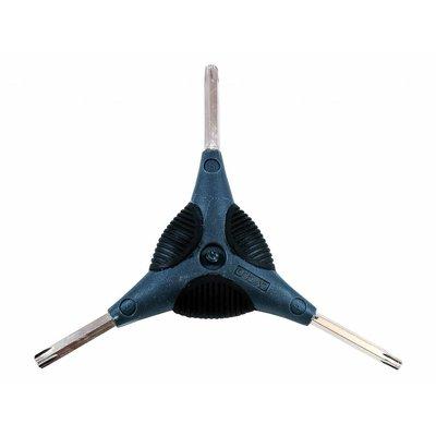 Cyclo Tools mini Y torxsleutel T25 – T30 – T40