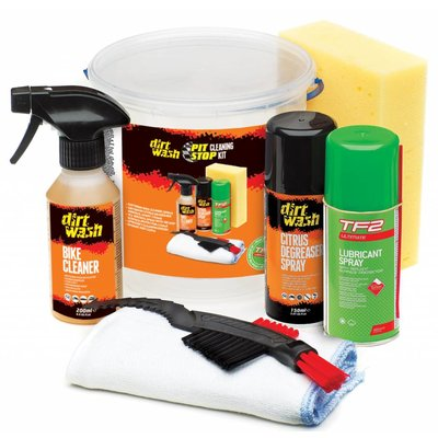Weldtite Pit Stop cleaning kit 2,3 liter