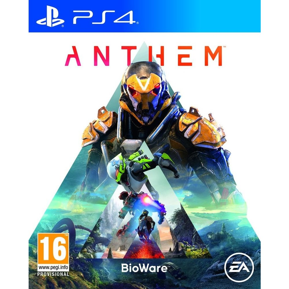 Electronic Arts Anthem PS4