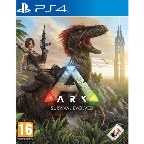 Koch Media ARK Survival Evolved PS4