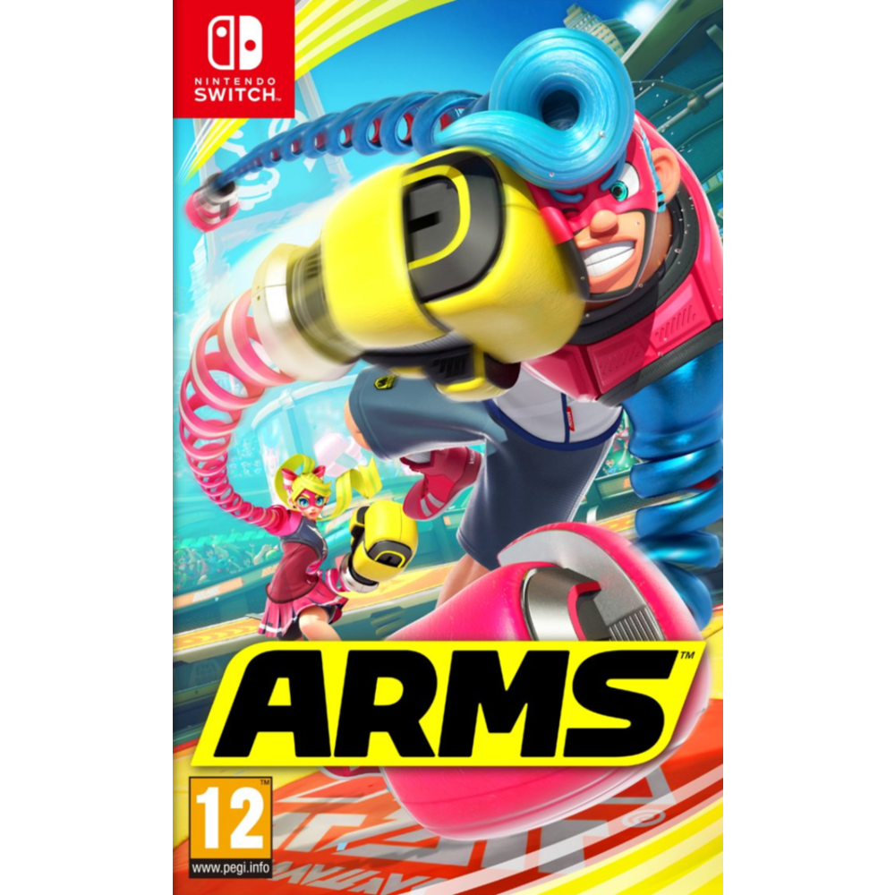 Nintendo Arms Nintendo Switch