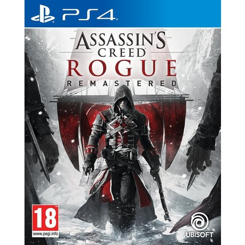 Ubisoft Assassin's Creed: Rogue - Remastered PS4