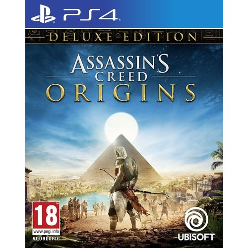 Ubisoft Assassin's Creed: Origins - Deluxe Edition PS4