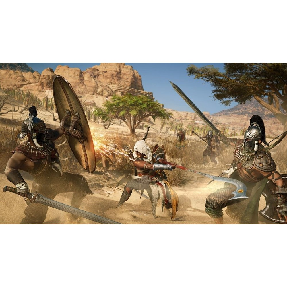 Ubisoft Assassin's Creed: Origins - Deluxe Edition PS4