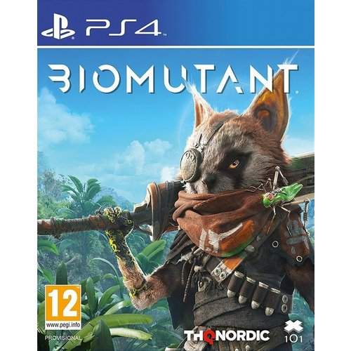 THQ Nordic Biomutant PS4