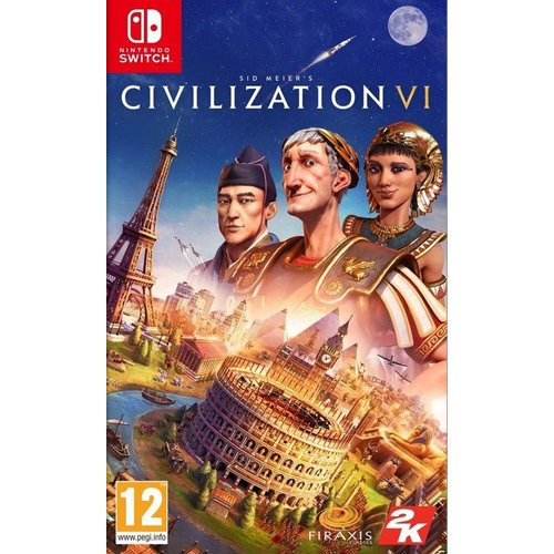 2K Games Civilization VI Nintendo Switch
