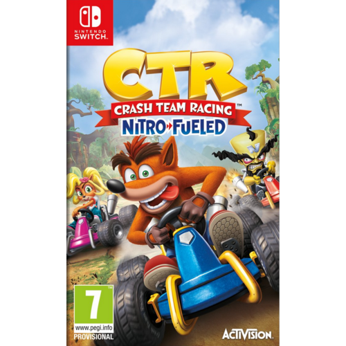 Activision Crash Team Racing Nitro-Fueled Nintendo Switch