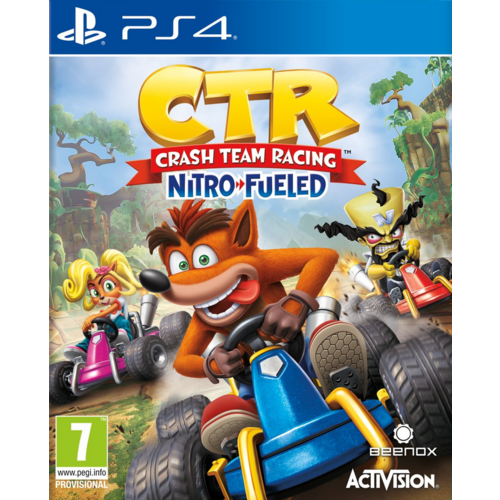 Activision Crash Team Racing Nitro-Fueled PS4