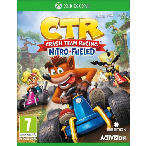 Activision Crash Team Racing Nitro-Fueled Xbox One