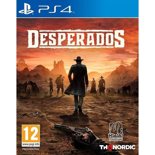 THQ Nordic Desperados 3 PS4