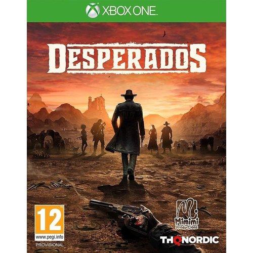 THQ Nordic Desperados 3 Xbox One