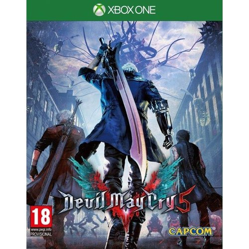 Capcom Devil May Cry 5 Xbox One