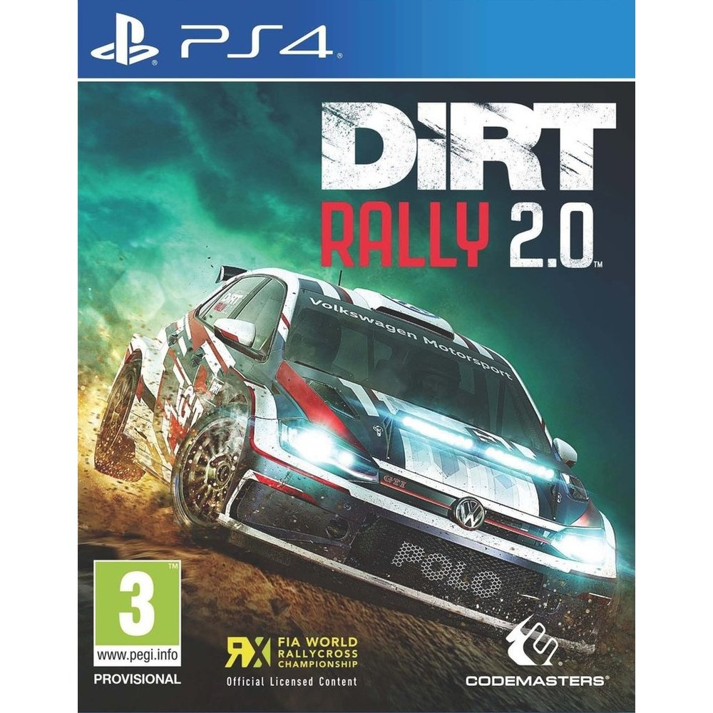 Codemasters DiRT Rally 2.0 Day One Edition PS4