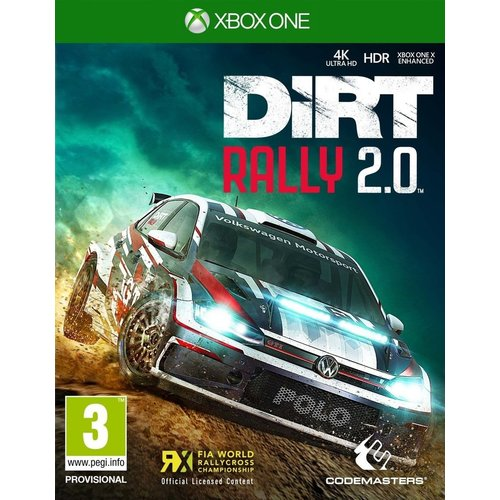 Codemasters DiRT Rally 2.0 Day One Edition Xbox One