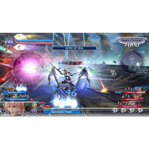 Square Enix Dissidia: Final Fantasy - NT PS4