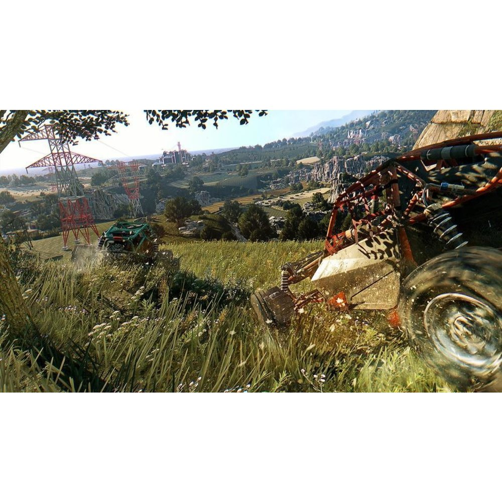 Warner Bros. Games Dying Light: The Following (Enhanced Edition) PS4