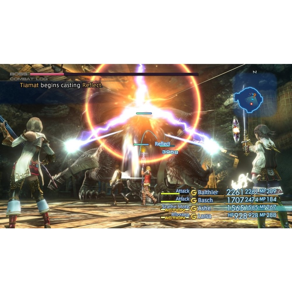 Square Enix Final Fantasy XII: The Zodiac Age PS4
