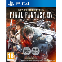 Final Fantasy XIV Online - Starter Edition PS4