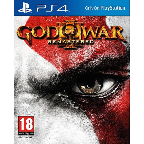 Sony God of War 3: Remastered PS4