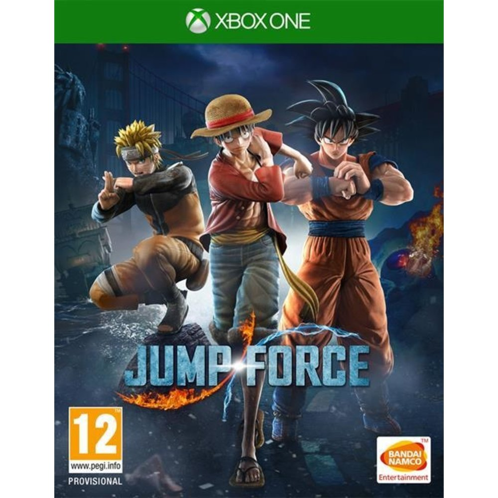 Bandai Namco Jump Force Xbox One