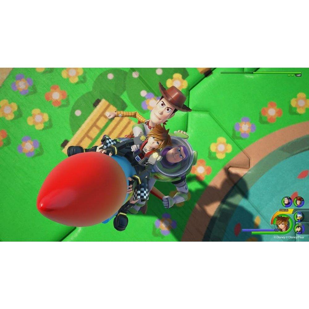 Square Enix Kingdom Hearts III - Deluxe Edition Xbox One