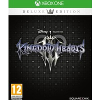 Kingdom Hearts III - Deluxe Edition Xbox One