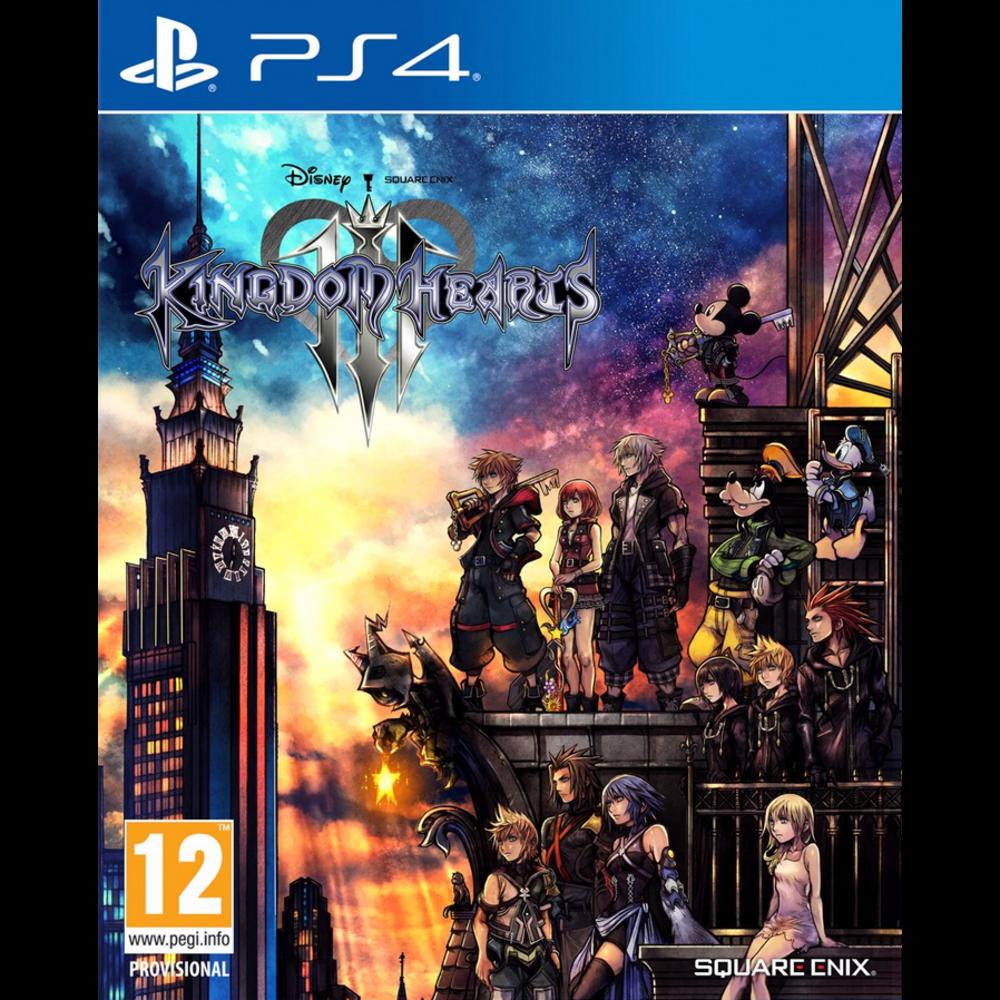 Square Enix Kingdom Hearts III PS4